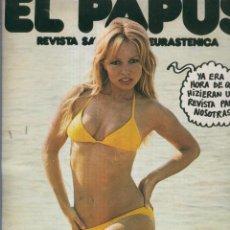 Coleccionismo de Revistas y Periódicos: EL PAPUS. REVISTA DE HUMOR NMERO 057. PAPUSGIRL. Lote 55642934