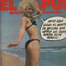Coleccionismo de Revistas y Periódicos: EL PAPUS. REVISTA DE HUMOR NMERO 048. . Lote 56211269