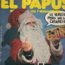 Coleccionismo de Revistas y Periódicos: EL PAPUS. REVISTA DE HUMOR NMERO 011. FELICES FIESTAS. Lote 56581553