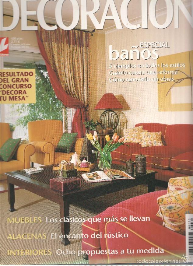 Lecturas Decoracion Numero 0030 Especial Bao Comprar Otras - Revistas-decoracion-baos