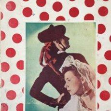 Coleccionismo de Revistas y Periódicos: REVISTA DE PRIMAVERA ESPLENDOR 1949 SEVILLA FIESTAS PRIMAVERALES. Lote 57641832