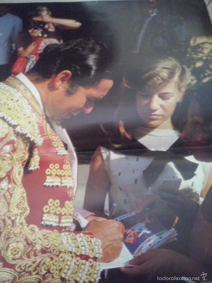 Coleccionismo de Revistas y Periódicos: REVISTA GRANDES TOREROS DE ESPAÑA Nº 1 PAQUIRRI GLORIA Y MUERTE DE UN TORERO - Foto 2 - 57677535