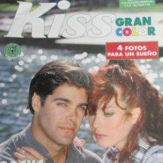 Coleccionismo de Revistas y Periódicos: FOTONOVELA KISS GRAN COLOR Nº 154 BREVE ENCUENTRO. Lote 57695792