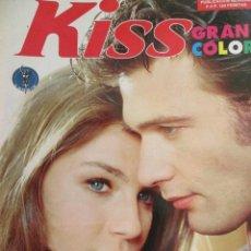 Coleccionismo de Revistas y Periódicos: FOTONOVELA KISS GRAN COLOR Nº 156 FEELING. Lote 57695818