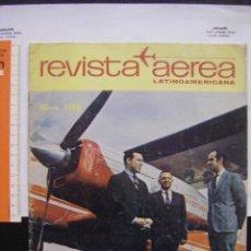 Coleccionismo de Revistas y Periódicos: REVISTA AÉREA LATINOAMERICANA. MAYO 1968. Lote 289891983