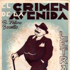 Colecionismo de Revistas e Jornais: LETRAS REVISTA LITERARIA POPULAR, Nº 20 MARZO 1939. Lote 57719239