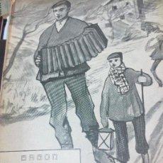 Coleccionismo de Revistas y Periódicos: REVISTA SEMANAL ILUSTRADA NOVEDADES AÑO II Nº 28 1910 NUMERO EXTRAORDINARIO. Lote 57728583