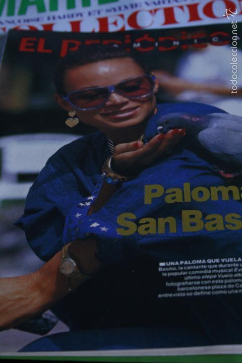 PALOMA SAN BASILIO 1986 (Coleccionismo - Revistas y Periódicos Modernos (a partir de 1.940) - Otros)