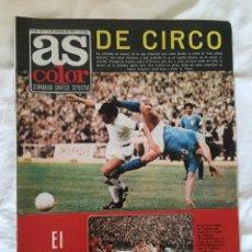 Coleccionismo de Revistas y Periódicos: AS COLOR - Nº 147 - INCLUYE PÓSTER SELECCIÓN NACIONAL DE CHILE. Lote 57803921