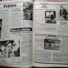 Coleccionismo de Revistas y Periódicos: RECORTE MUNDIAL 82 NARANJITO INTERVIU . Lote 57811351