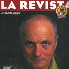 Coleccionismo de Revistas y Periódicos: LA REVISTA DE EL MUNDO Nº 16. 4 FEB 1996. ANTONIO LOPEZ. STING. LAS VEGAS. SEIS GENIOS PINTURA. Lote 57812729