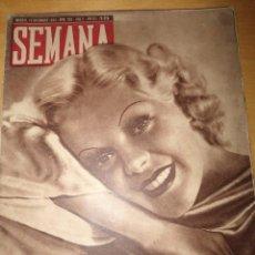 Coleccionismo de Revistas y Periódicos: ANTIGUA REVISTA SEMANA - 1944 - FILIPINAS - NUM 252. Lote 57813659