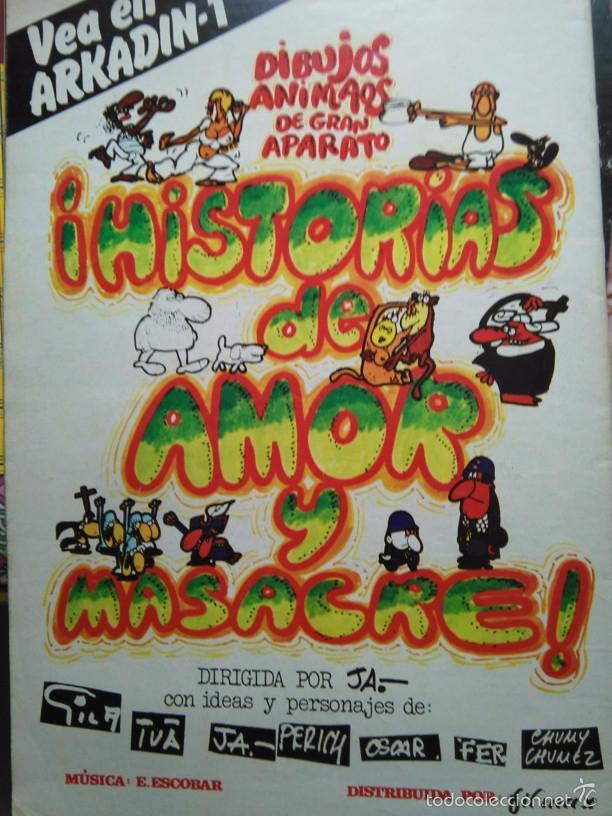 Recorte Historias De Amor Y Masacre Chumy Chumez Oscar Ja Fer Iva Gila Dibujos Animados De Gran Apar