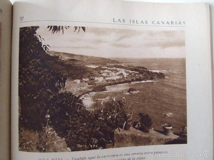 Coleccionismo de Revistas y Periódicos: ENCICLOPEDIA GRAFICA CANARIAS -EDITORIAL CERVANTES -1930- - Foto 4 - 57834033