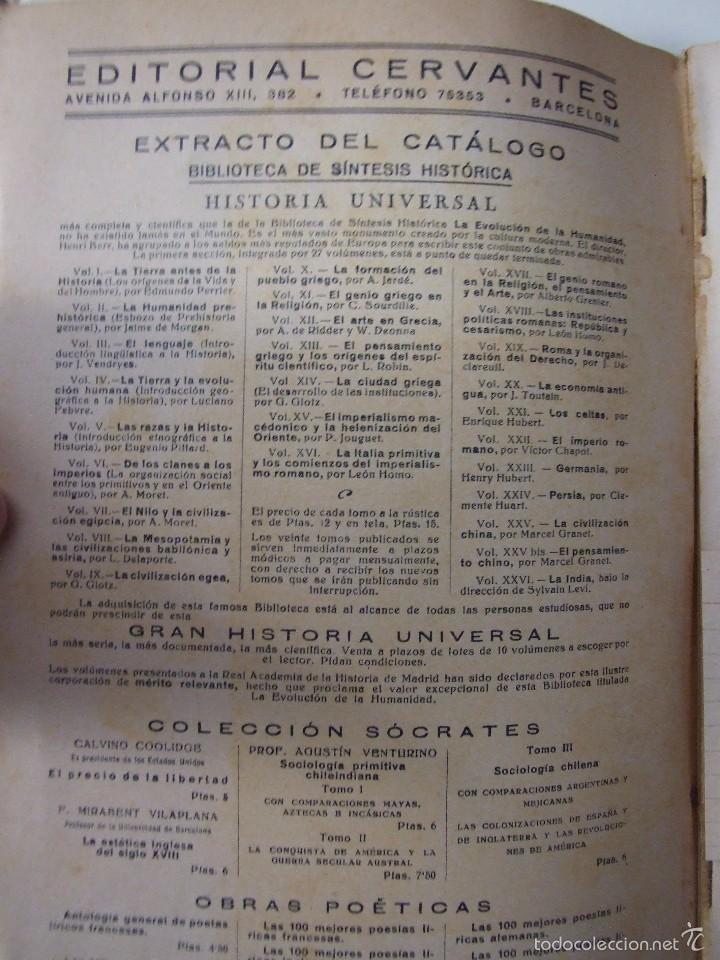Coleccionismo de Revistas y Periódicos: ENCICLOPEDIA GRAFICA CANARIAS -EDITORIAL CERVANTES -1930- - Foto 5 - 57834033