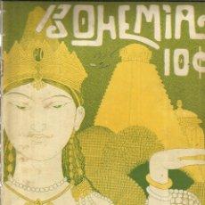 Coleccionismo de Revistas y Periódicos: REVISTA BOHEMIA. Nº 10. MARZO DE 1928. LA HABANA. CUBA. LOS FUNERALES DE EARL HAIG.. Lote 230774755