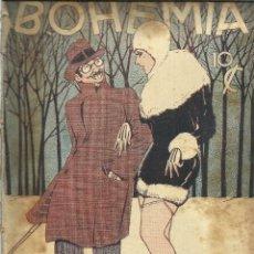 Coleccionismo de Revistas y Periódicos: REVISTA BOHEMIA. Nº 48. NOVIEMBRE DE 1928. LA HABANA. CUBA. EL VESTRIS EN 1919. AMÉRICO DE CASTRO. Lote 57867281