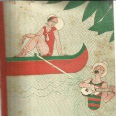 Coleccionismo de Revistas y Periódicos: REVISTA BOHEMIA. Nº 29 . JULIO DE 1927. LA HABANA. CUBA. AIDA GALLARDO. UNIVERSIDAD DE LA HABANA.. Lote 57868026