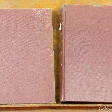 Coleccionismo de Revistas y Periódicos: 7740 - REVISTA MENSUAL BERCHMANS. 47 EJEM. EN 2 TOMOS(VER DESCRIP). EDIT. J. M. P. 1944/47.. Lote 57868154