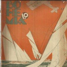 Coleccionismo de Revistas y Periódicos: REVISTA BOHEMIA. Nº 39 . JULIO DE 1928. LA HABANA. CUBA. ASESINATO DEL GENERAL OBREGÓN. Lote 57868267