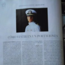 Coleccionismo de Revistas y Periódicos: RECORTE TOM CRUISE. Lote 57873078