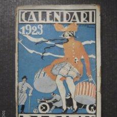 Coleccionismo de Revistas y Periódicos: PAPITU - 1923 - ALMANAQUE - (V-6316). Lote 57890150