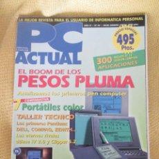 Coleccionismo de Revistas y Periódicos: PC ACTUAL - Nº 44 JULIO-AGOSTO 1993. Lote 57892744