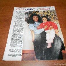 Coleccionismo de Revistas y Periódicos: RETAL REVISTA 1987: ELLAS E HIJOS: ESTÍBALIZ. Lote 57895955