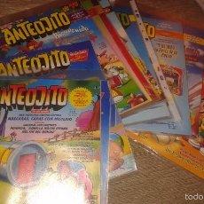 Coleccionismo de Revistas y Periódicos: ANTEOJITO - LOTE 14 REVISTAS- FASCICULOS . Lote 57941046