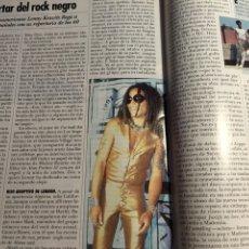 Coleccionismo de Revistas y Periódicos: LENNY KRAVITZ ISABEL ALLENDE. Lote 57968639