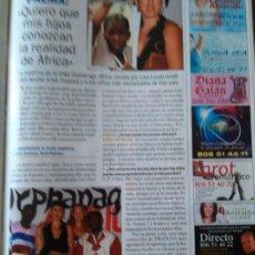 Coleccionismo de Revistas y Periódicos: RECORTE ROSSY DE PALMA. Lote 57975481