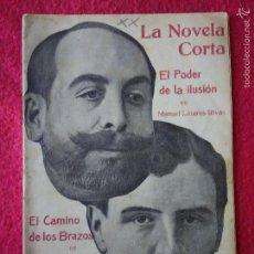 Coleccionismo de Revistas y Periódicos: LA NOVELA CORTA 1916. Lote 58072475