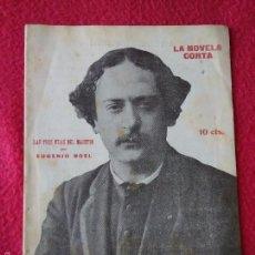 Coleccionismo de Revistas y Periódicos: LA NOVELA CORTA. 1919. Lote 58072514