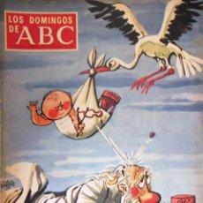 Coleccionismo de Revistas y Periódicos: REVISTA SUPLEMENTO ABC 1968. Lote 58077680