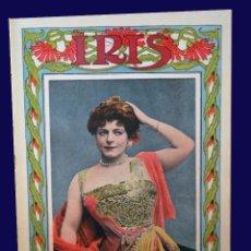 Coleccionismo de Revistas y Periódicos: IRIS - REVISTA SEMANAL ILUSTRADA - 29 NOVIEMBRE 1899 - NÚM. 29 - LAS FERIAS DE GERONA. Lote 58090168