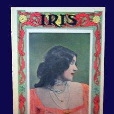 Coleccionismo de Revistas y Periódicos: SEVILLA \ PORTUGAL - IRIS - REVISTA SEMANAL ILUSTRADA Nº 31 - 9 DICIEMBRE 1899. Lote 58090314