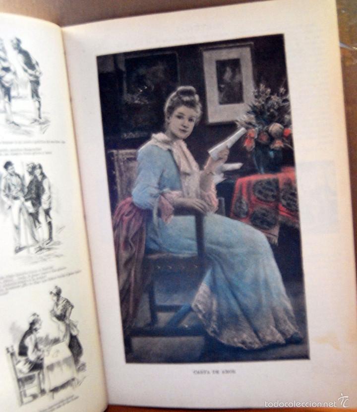 Coleccionismo de Revistas y Periódicos: SEVILLA \ PORTUGAL - IRIS - REVISTA SEMANAL ILUSTRADA Nº 31 - 9 DICIEMBRE 1899 - Foto 4 - 58090314