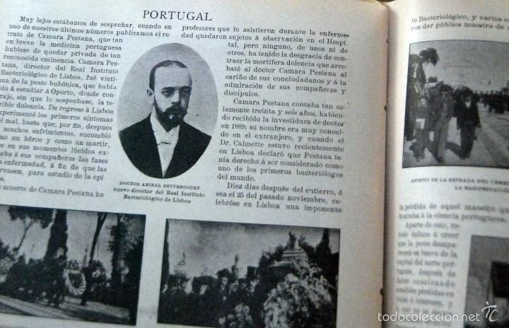 Coleccionismo de Revistas y Periódicos: SEVILLA \ PORTUGAL - IRIS - REVISTA SEMANAL ILUSTRADA Nº 31 - 9 DICIEMBRE 1899 - Foto 5 - 58090314