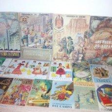 Coleccionismo de Revistas y Periódicos: LOTE REVISTAS - CATÁLOGOS INSTITUTO NACIONAL DE ESTADÍSTICA . Lote 58094462