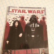 Coleccionismo de Revistas y Periódicos: REVISTA CINEMANÍA SUPLEMENTO STAR WARS. Lote 58191200