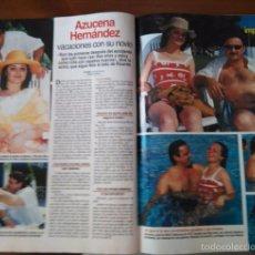 recorte azucena hernandez miss catalunya 1977