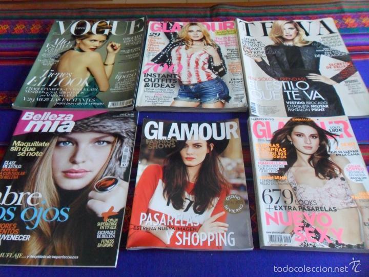 Coleccionismo de Revistas y Periódicos: 145 REVISTA FEMENINA COSMOPOLITAN MARIE CLAIRE VOGUE GLAMOUR VANITY FAIR CITIZEN K TELVA. AMPLIADO! - Foto 17 - 45065154