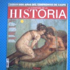 Collectionnisme de Revues et Journaux: LA AVENTURA DE LA HISTORIA Nº 164. Lote 58341000