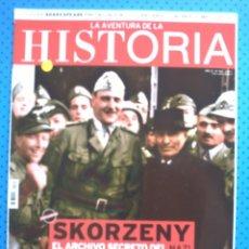 Coleccionismo de Revistas y Periódicos: LA AVENTURA DE LA HISTORIA Nº 165. Lote 58341005