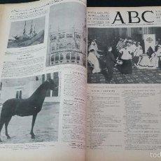 Coleccionismo de Revistas y Periódicos: 1904 - ABC - CRÓNICA BISEMANAL ILUSTRADA - AÑO COMPLETO. Lote 58367875