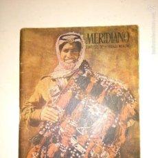 Coleccionismo de Revistas y Periódicos: REVISTA MERIDIANO. MARZO 1948, SINTESIS DE LA PRENSA MUNDIAL. Lote 58398169