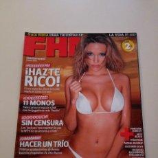 Colecionismo de Revistas e Jornais: FHM Nº 22 ENERO 2006 TRIANA. Lote 58399492