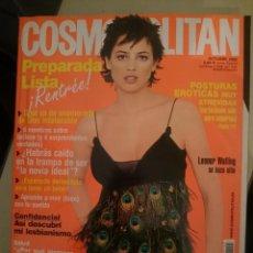 Coleccionismo de Revistas y Periódicos: COSMOPOLITAN - OCTUBRE 2002 - CON LEONOR WATLING --REFSAMUMEESES1CE. Lote 58427835
