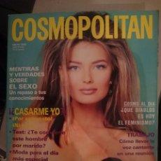 Coleccionismo de Revistas y Periódicos: COSMOPOLITAN - MAYO 1992 --REFSAMUMEESES1CE. Lote 58427863