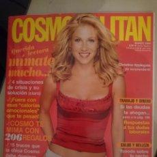 Coleccionismo de Revistas y Periódicos: COSMOPOLITAN - MARZO 2004 - CON CHRISTINA APPLEGATE --REFSAMUMEESES1CE. Lote 58427871